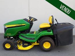 Tracteur John Deere X305R
